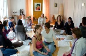 Intuition und Führung in der Geburtsbegleitung