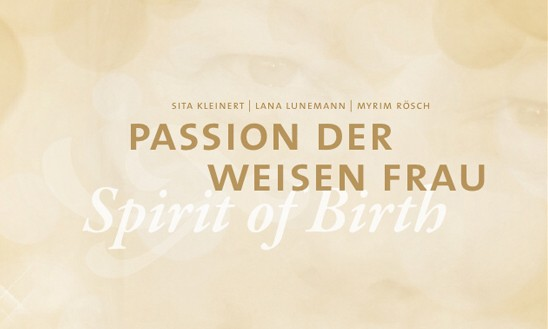 "eBook/Broschüre ""Passion der weisen Frau – Spirit of Birth"""